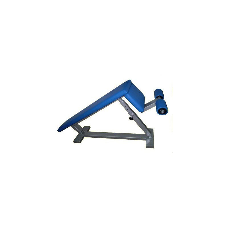 Adjustable Ab Crunch Bench E1 Good Gym Equipment