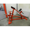 Plate loaded T bar row with chest plate (L1)