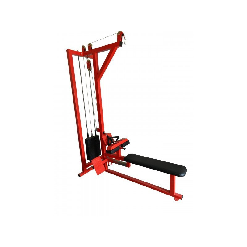 Lat pulldown / Seated row workstation (M5)