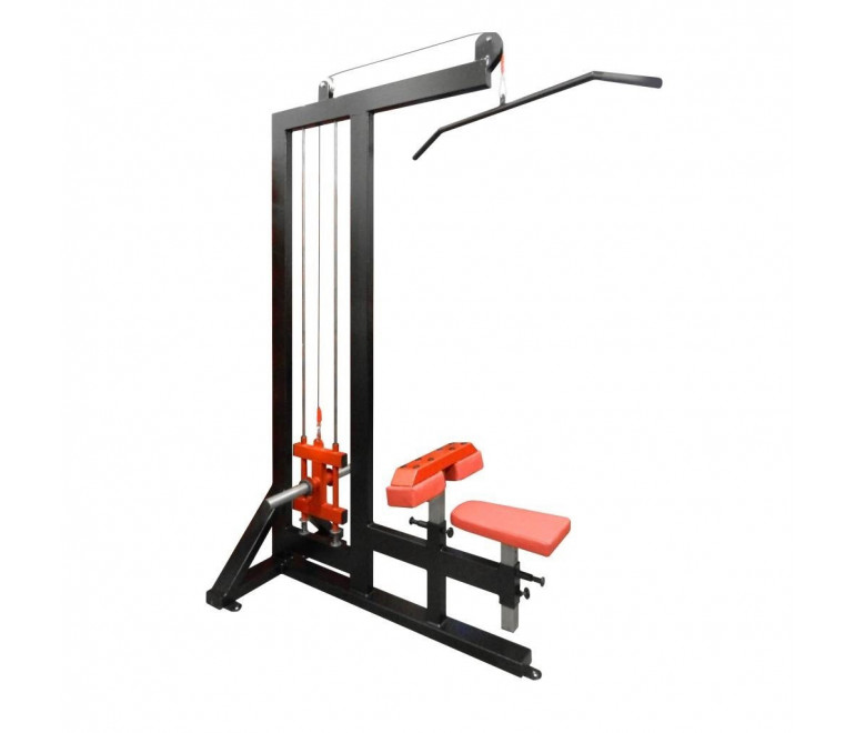 Lat Pulldown/ Plate Loaded (M1XP)