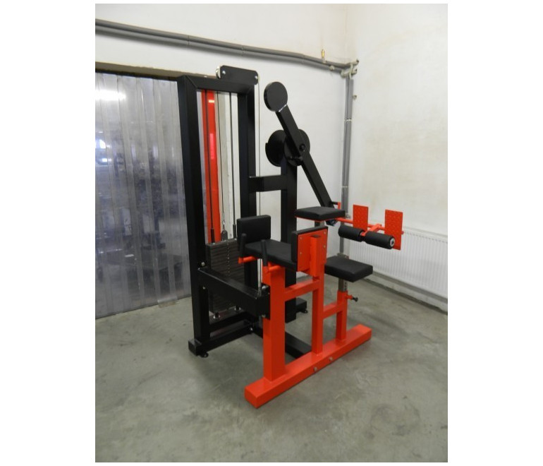 Hip Extension Machine (V2)