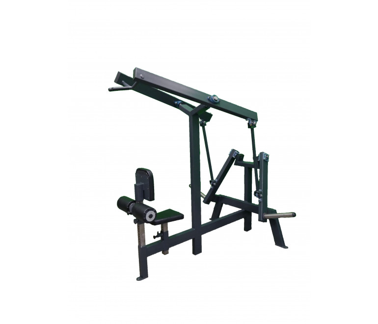 Iso Lateral Front Lat Pulldown (L8)