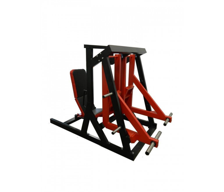Horizontal leg press machine  (D4)