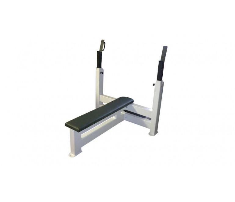 Olympic flat press bench (A1X)