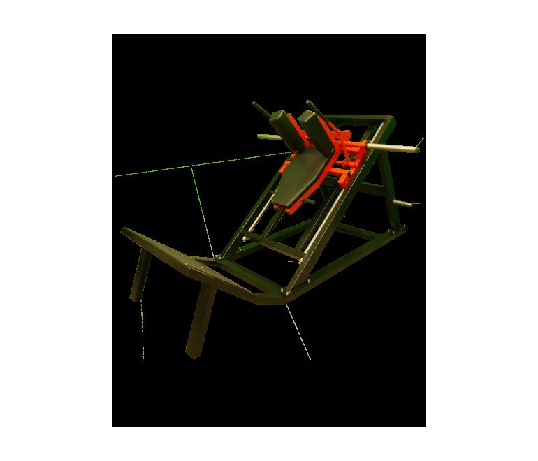 Hack-Squat (D1)
