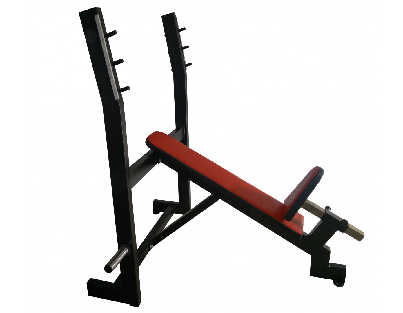 Olympic Incline Press Bench...