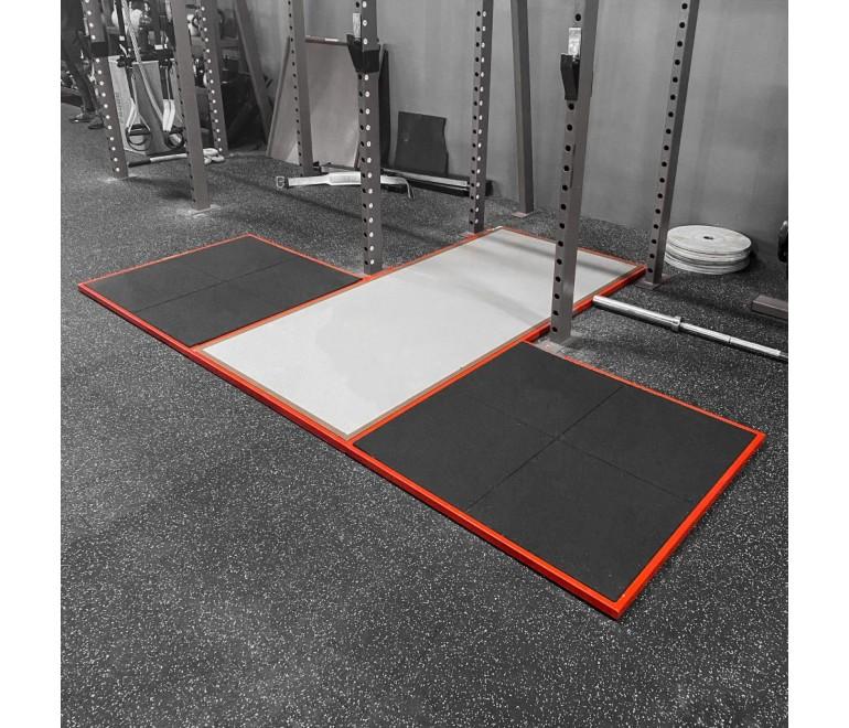 Deadlifting platform (Y4)