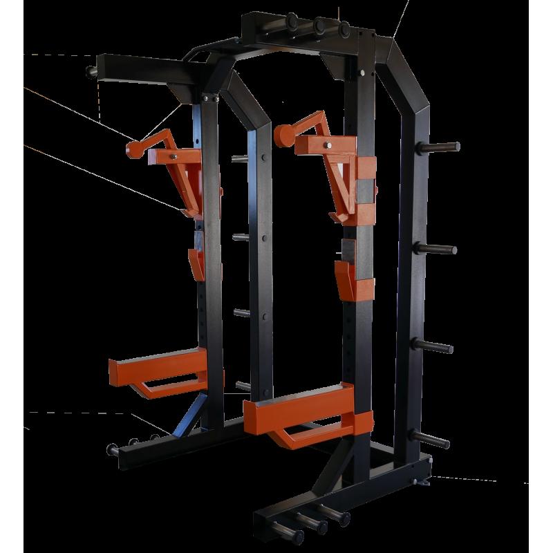 Half Rack with Monolift (B8M)