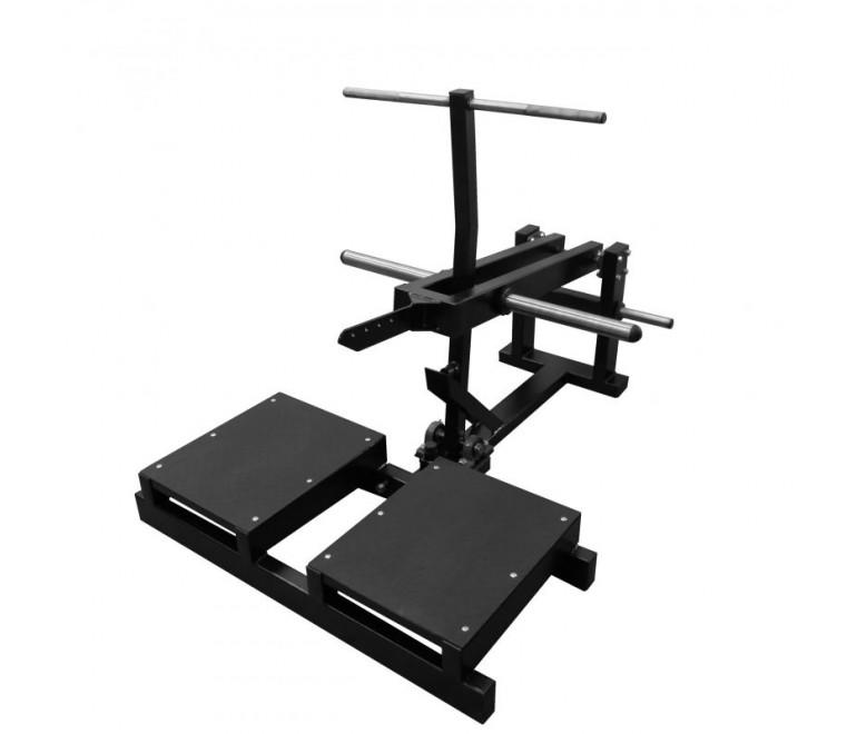 Hip Belt Squat Machine (D8XX)