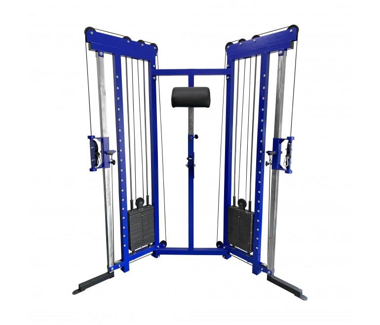 Gym crossover (C2X2)