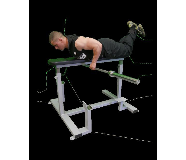 Lying T-Bar Row Bench (L5)