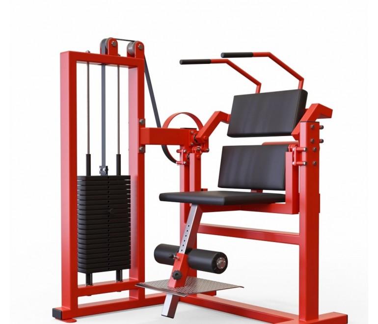Sit upcrunchesmachine (E2)