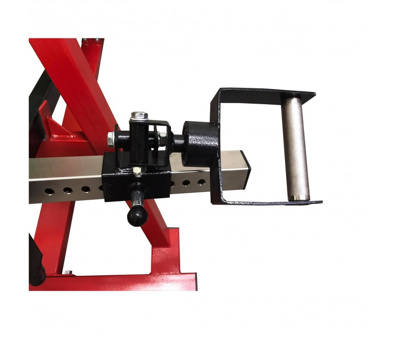 T-Bar Row Machine with adjustable handles and foot platform (L1XX)