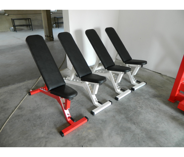 Adjustable Flat / Incline Bench (J2)