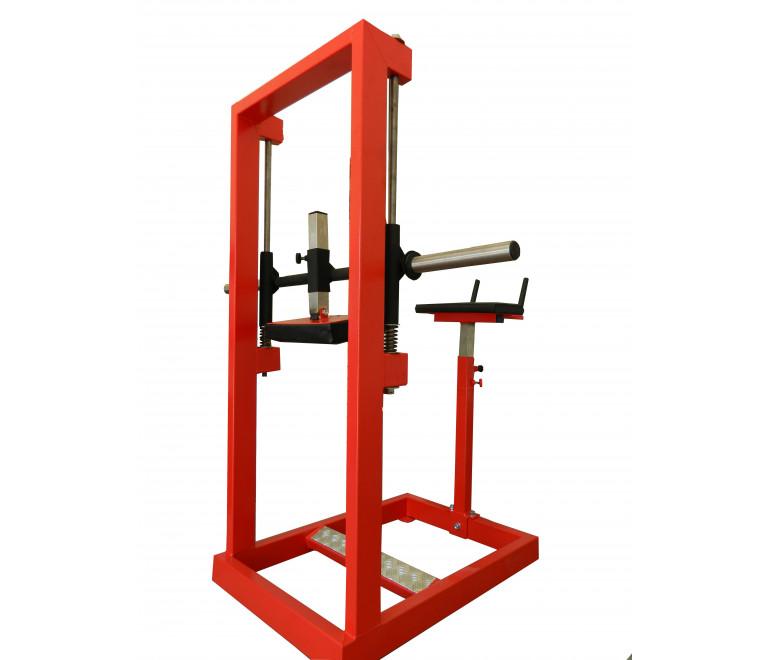 Calf raise machine (O2)