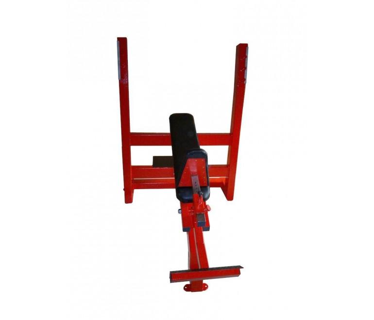 Incline Bench Press  (A2X)