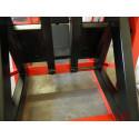 Horizontal leg press machine  (D4)