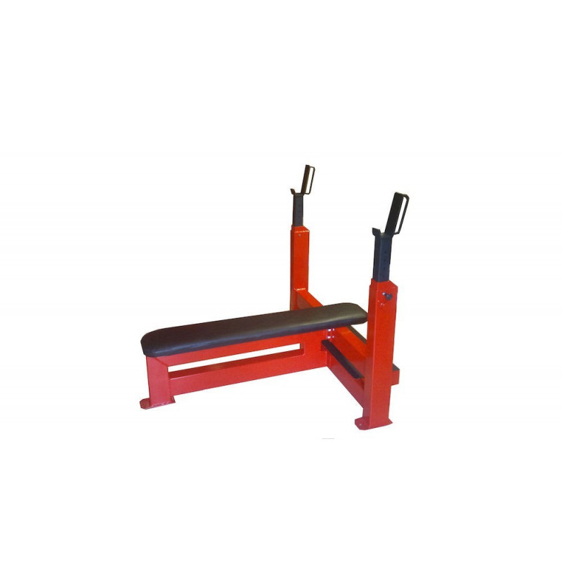 Olympic flat press bench (A1X)
