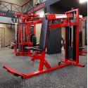 Shoulder press machine (P1X)