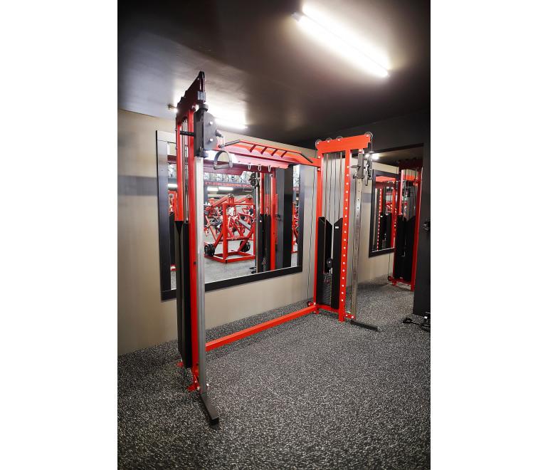 Gym crossover (C2X)