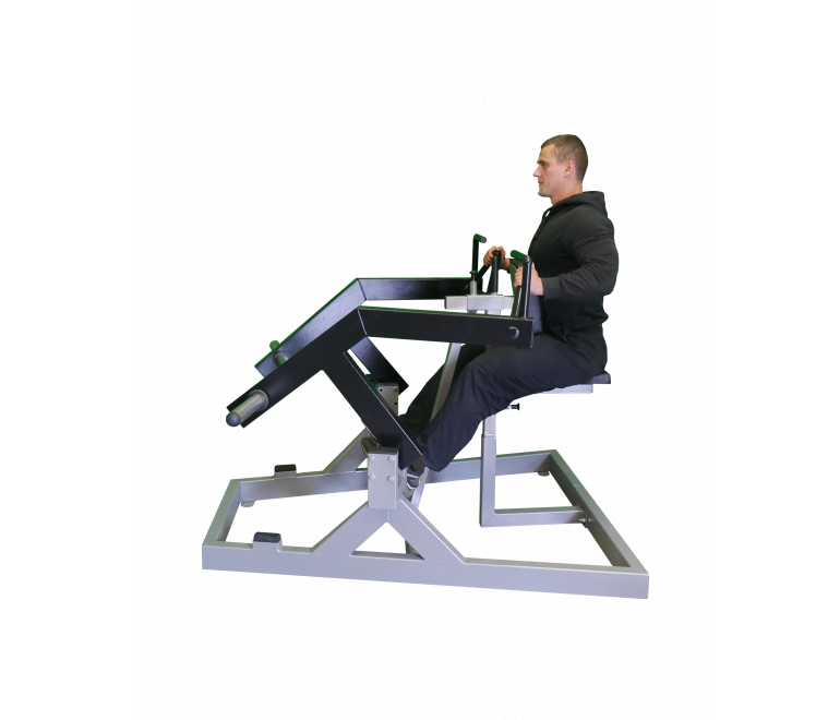Iso Lever Seated Row (L7)
