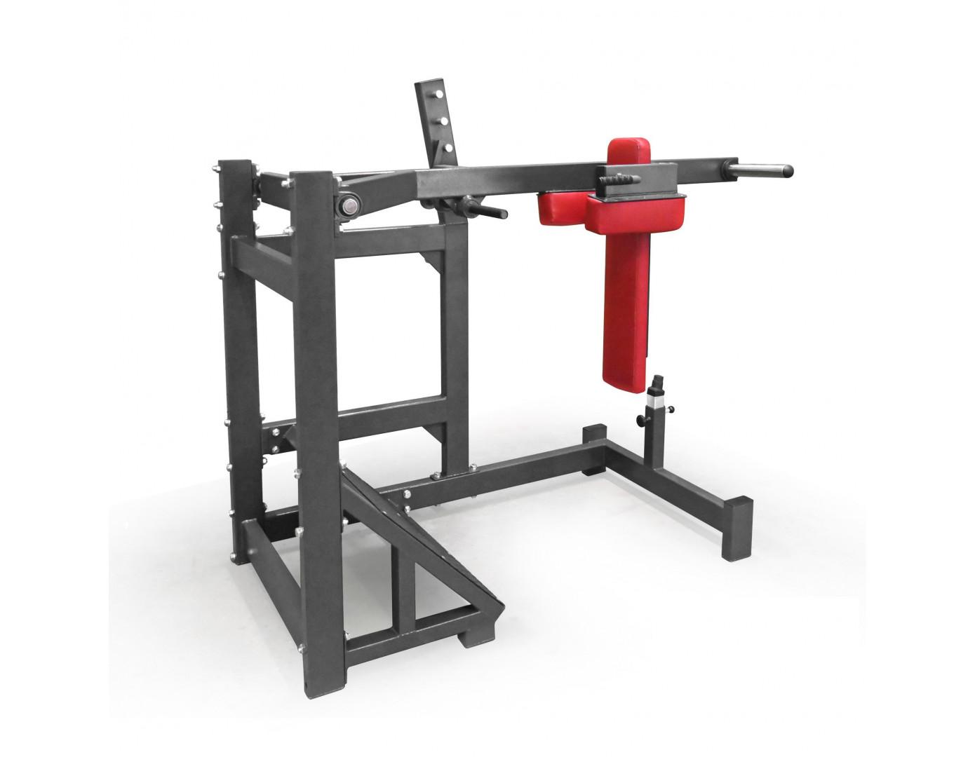 Pendulum squat (R3)