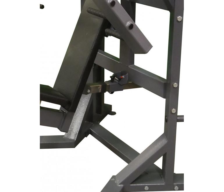 Chest and shoulder press machine (A6XX2P)