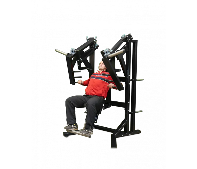 Chest and shoulder press machine (A6XX2P)