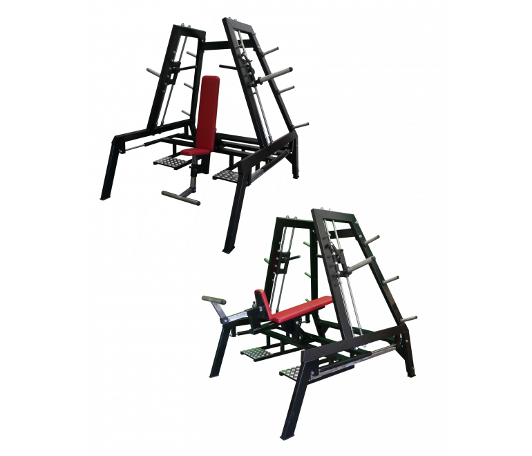 Multifunctional Machine Shoulders Chest Press (B5XX)