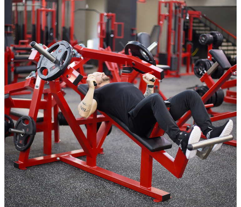 Incline Chest press bench (angle) (A2XX)