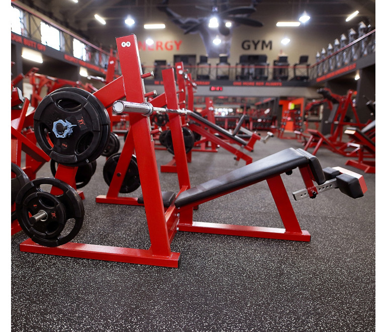 Olimpic Decline Bench Press (A3)