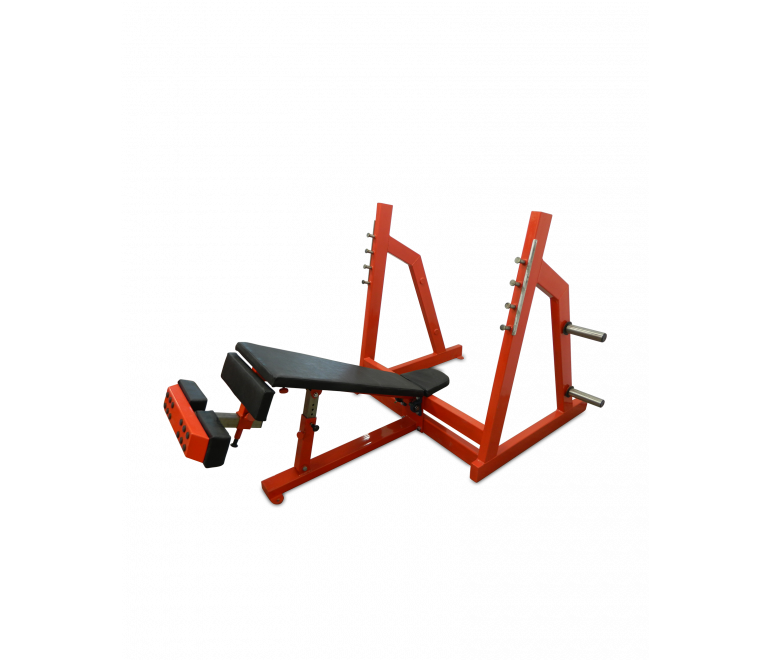 Olimpic Decline Bench Press...